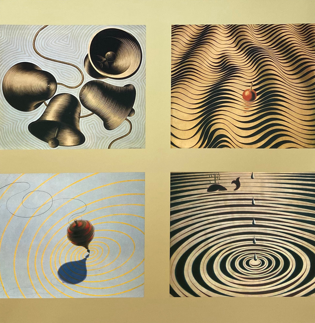 Album Graphismes 1, Victor Vasarely