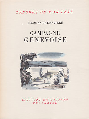 CAMPAGNE GENEVOISE