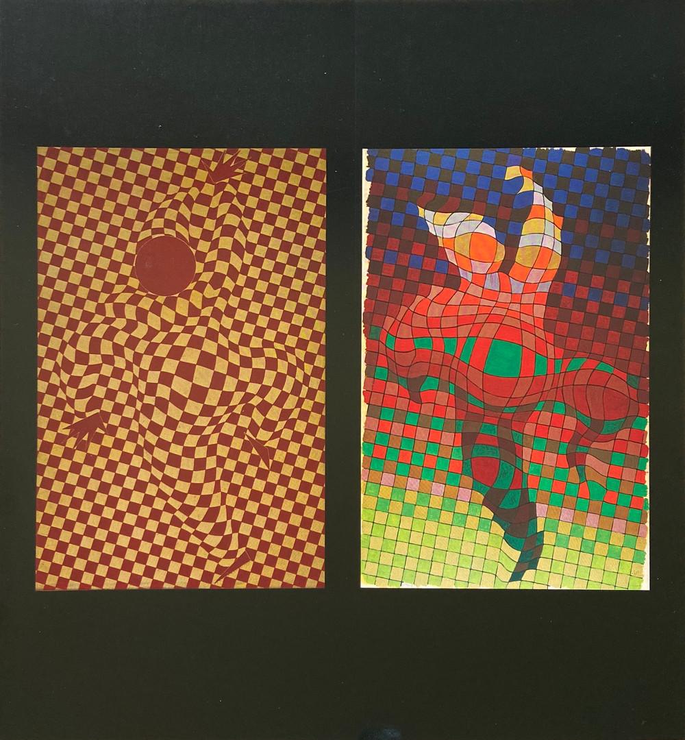 Album Graphismes 2, Victor Vasarely
