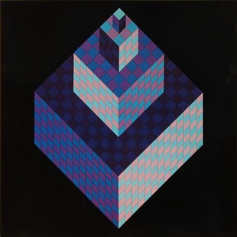 Axo new york, Album Hexagone, Vasarely