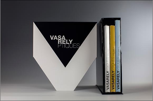 Les Vasarelyptiques - Coffret collector