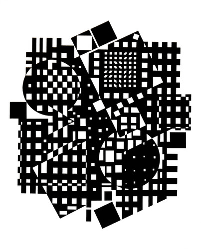 Torke uy, Album Croisées, Vasarely