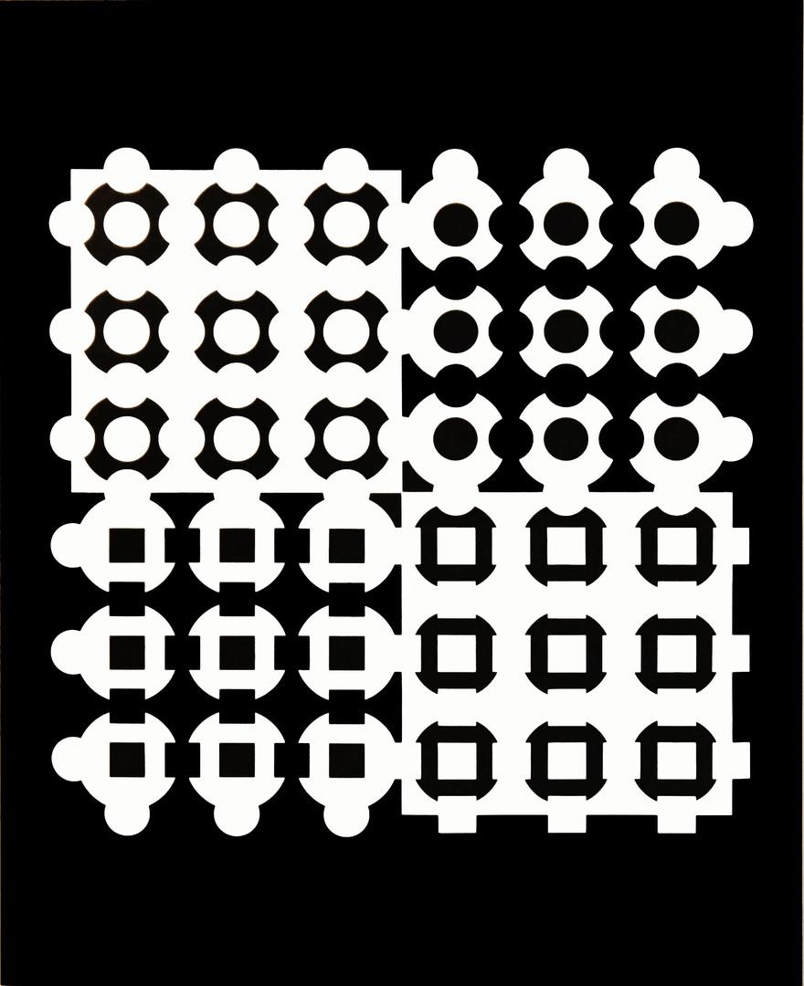 Helion, Album Corpusculaires, Vasarely