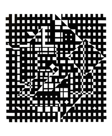 Aguia, Album Croisées, Vasarely