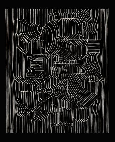 Godrium, Album Ondulatoires, Vasarely