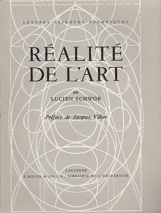 RÉALITE DE L'ART