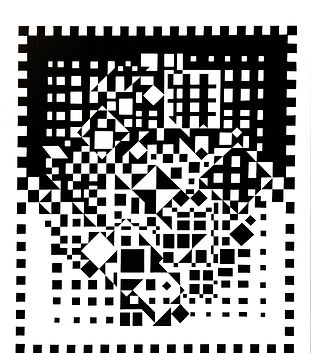 Ymphy, Vasarely
