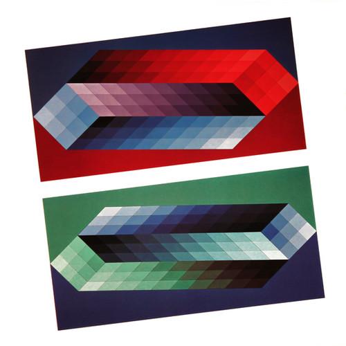 Album Hommage à Hexagone, Victor Vasarely