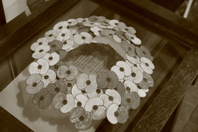 Remembrance Day Wreath 2017