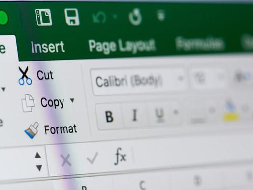 Dominar Excel pode aumentar as chances de conseguir um novo emprego