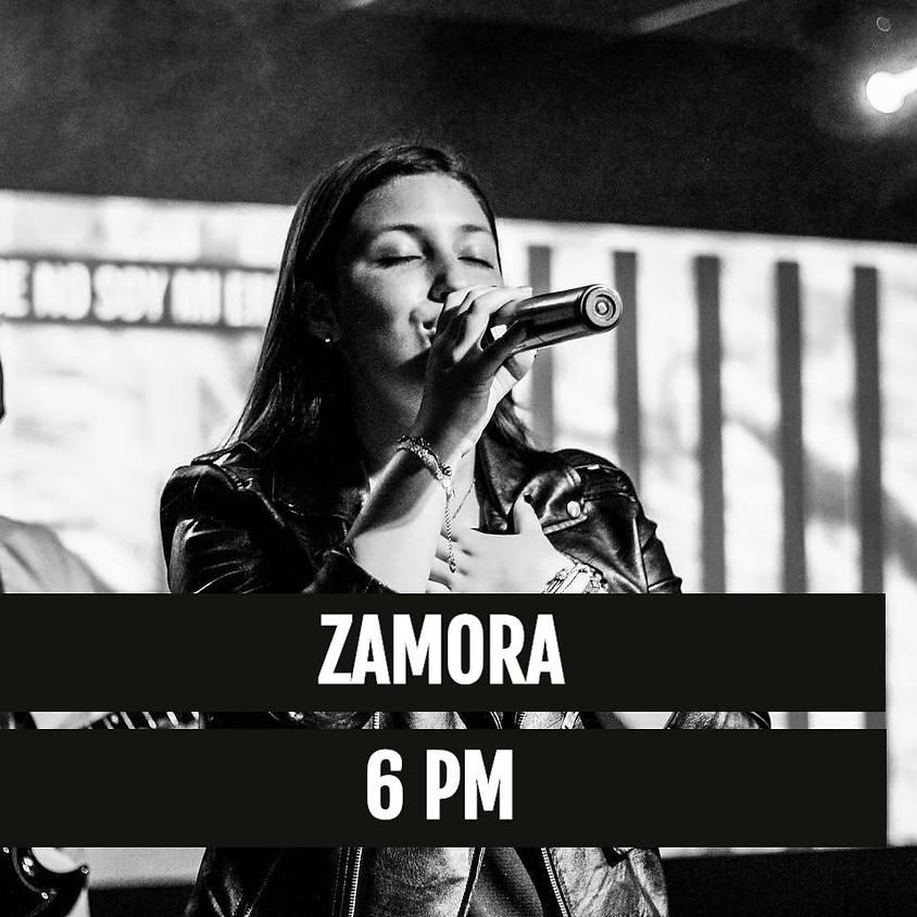 Reunión Zamora Domingo 6 pm