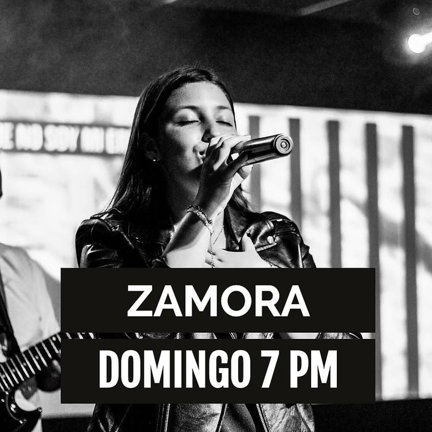 Reunión Zamora Domingo 7 pm