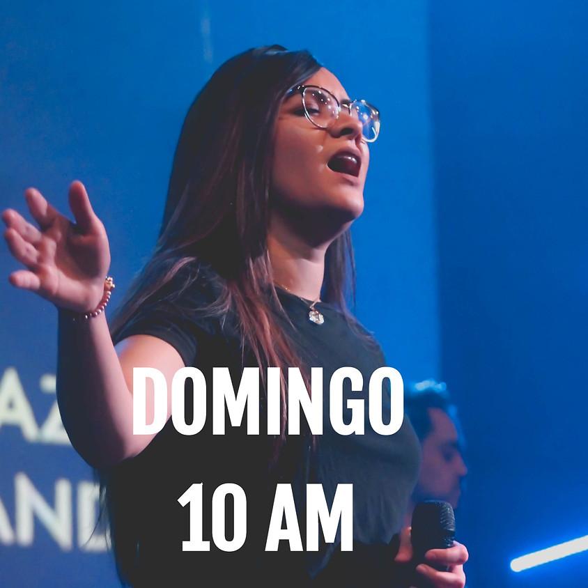 Reunión de las 10 Domingo 02-Ago-2020