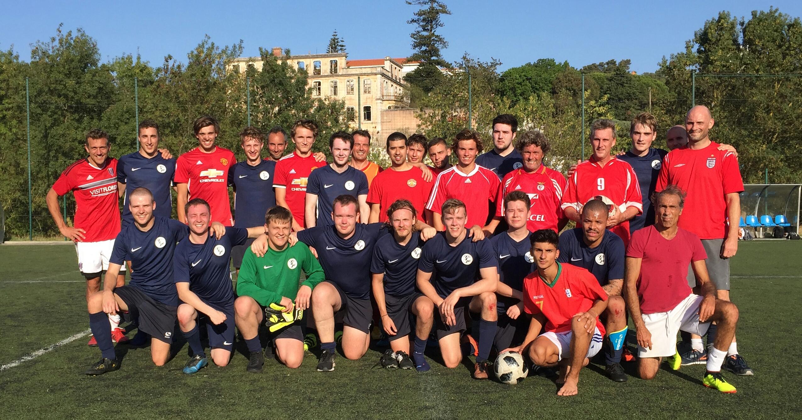 Lisbon Casuals v FC Parcelona_09_09_18