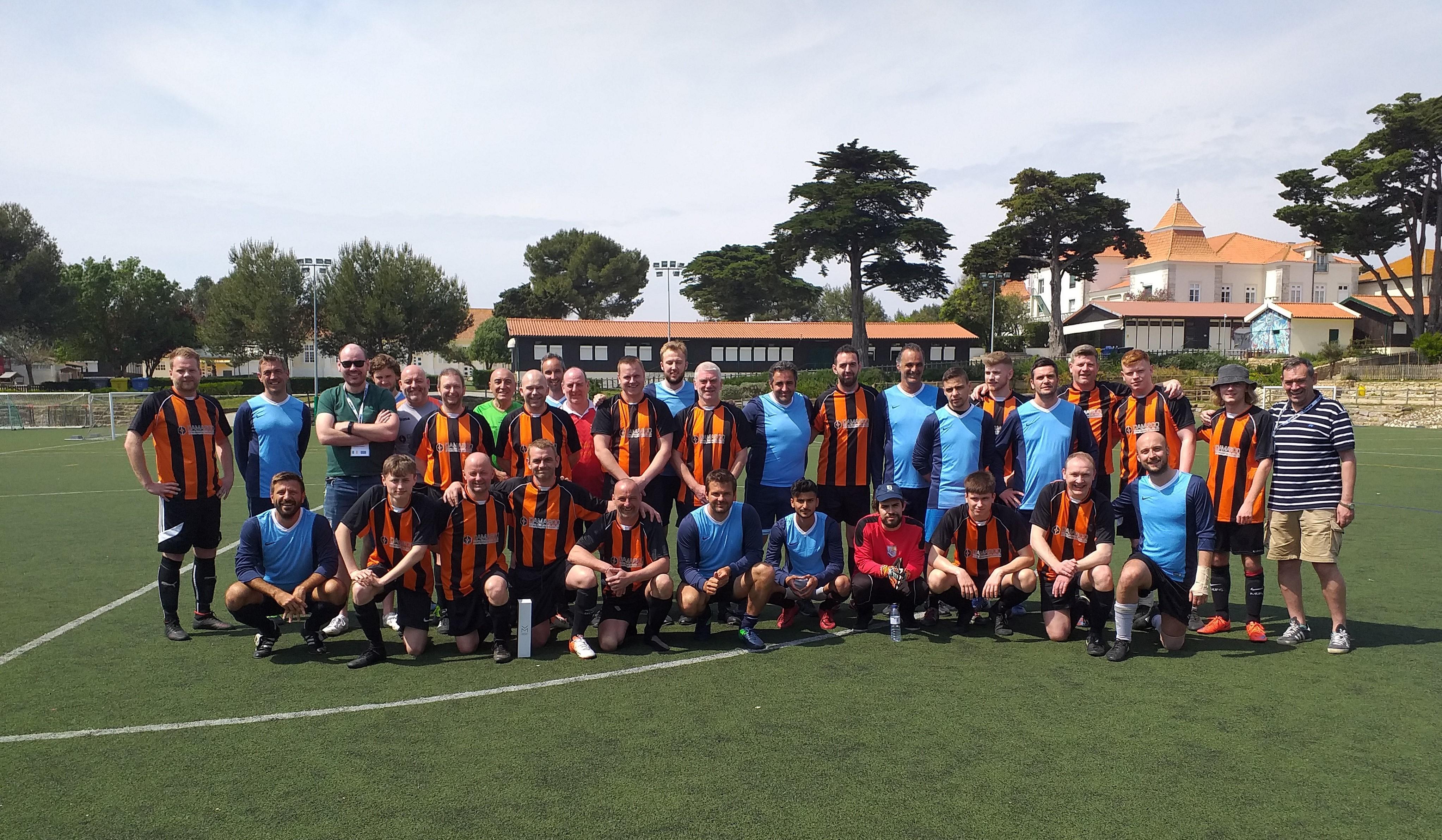 Lisbon Casuals v Novotna FC_31_03_19