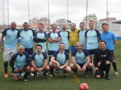 Lisbon Casuals v Sintrense Veteranos
