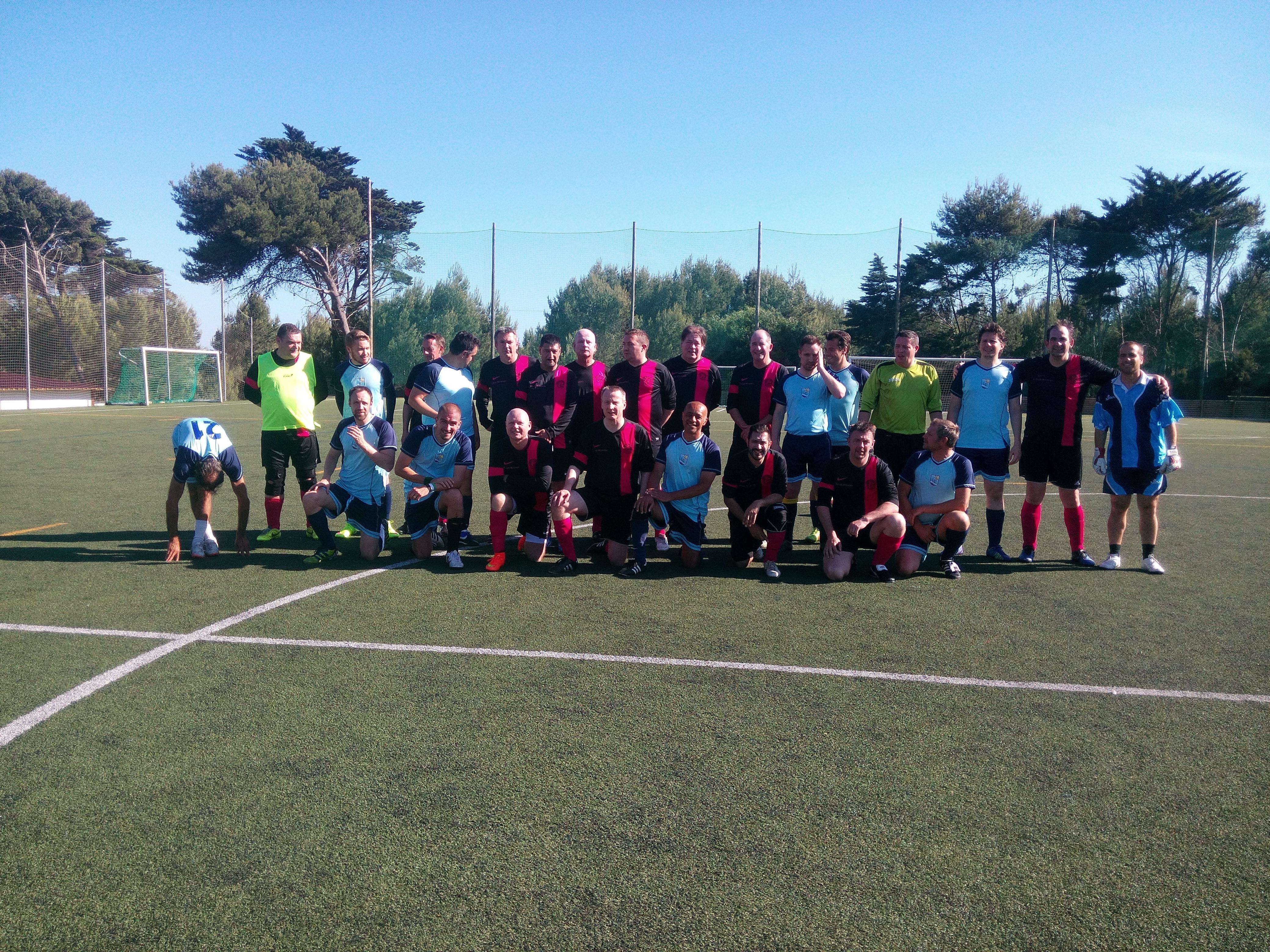 Lisbon Casuals v Corcorans Casuals