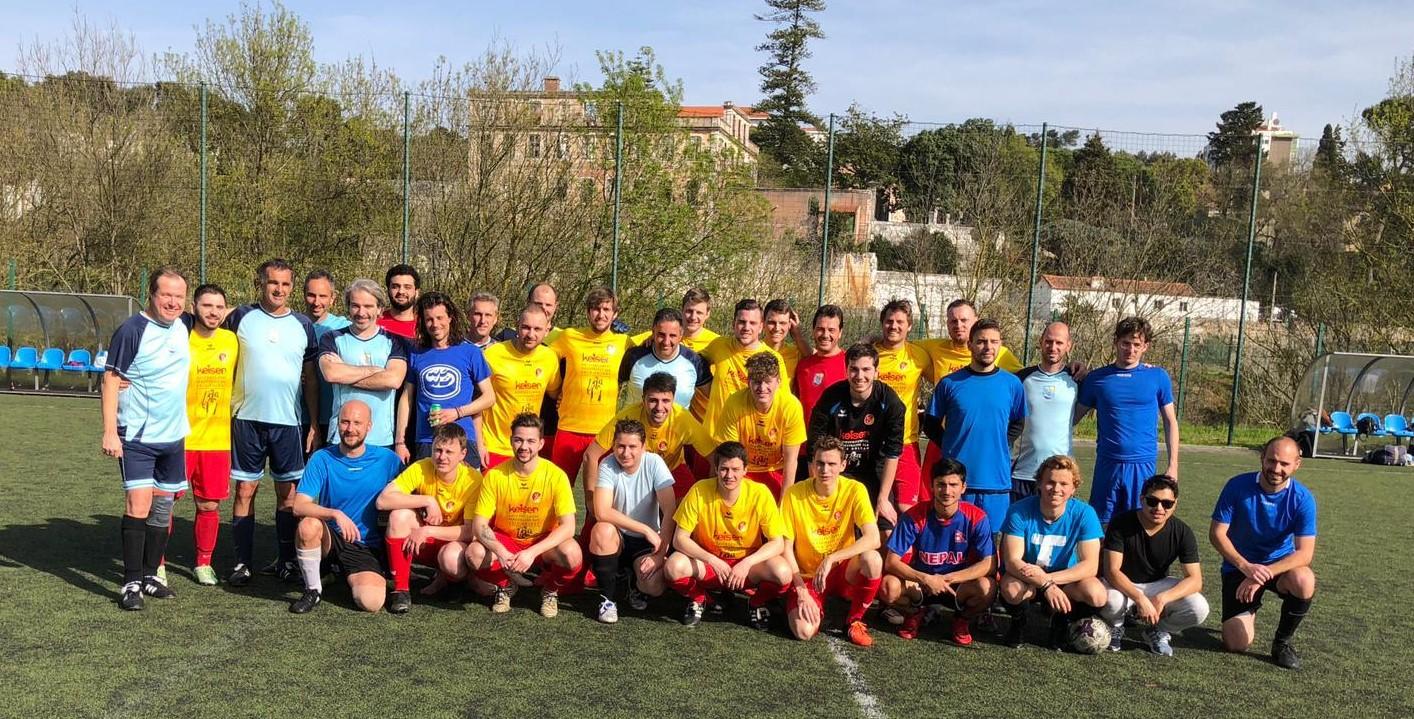 Lisbon Casuals v SC Goldau