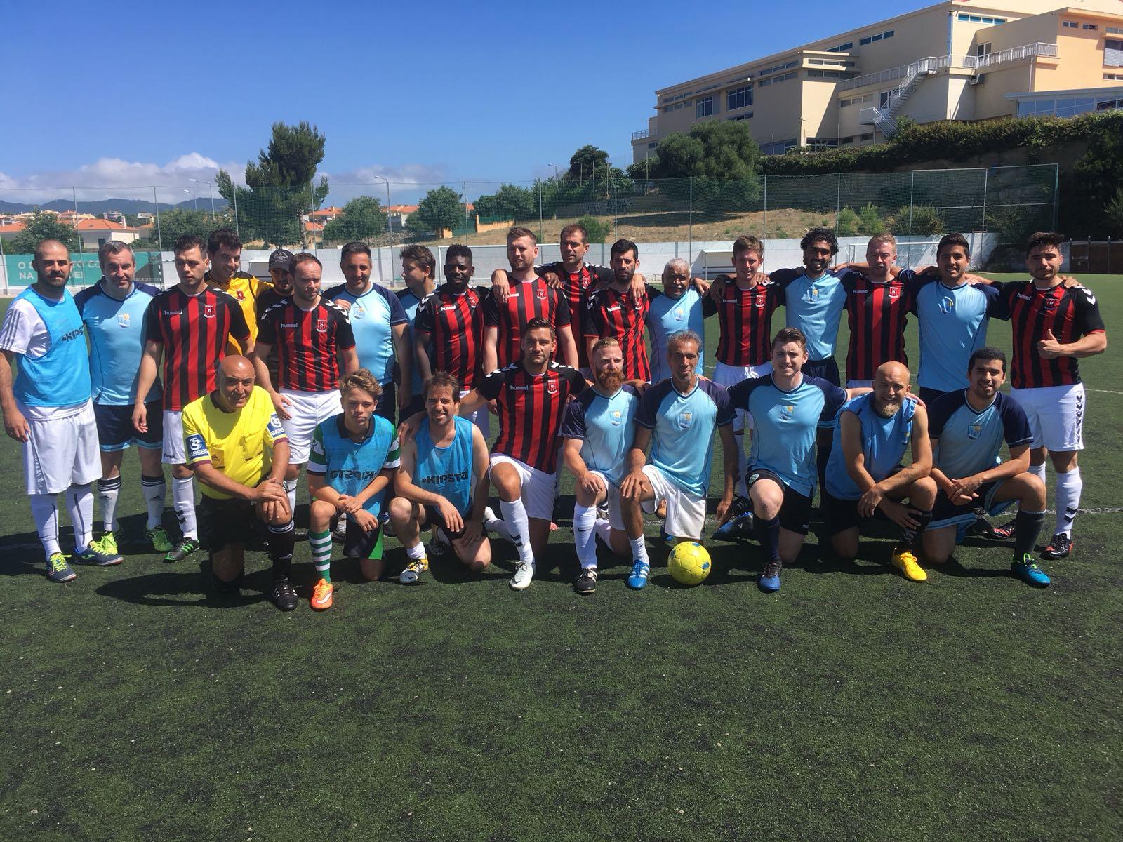 Lisbon Casuals vs Putney Town