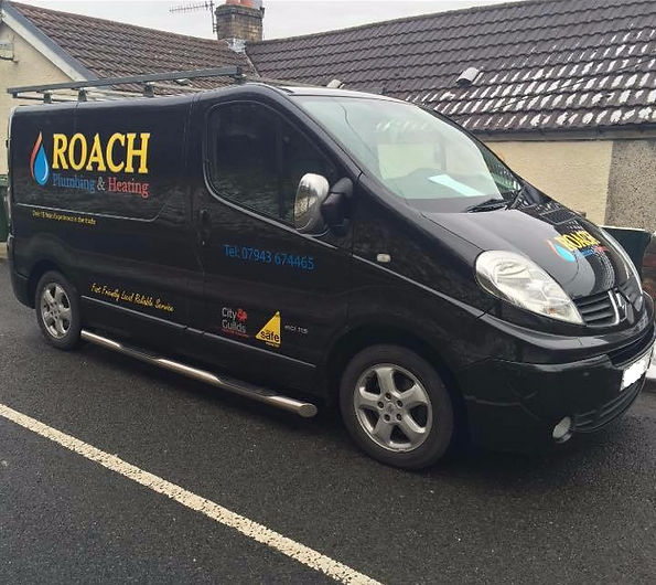 Bargoed Plumber Roach Plumbing and Heating South Wales