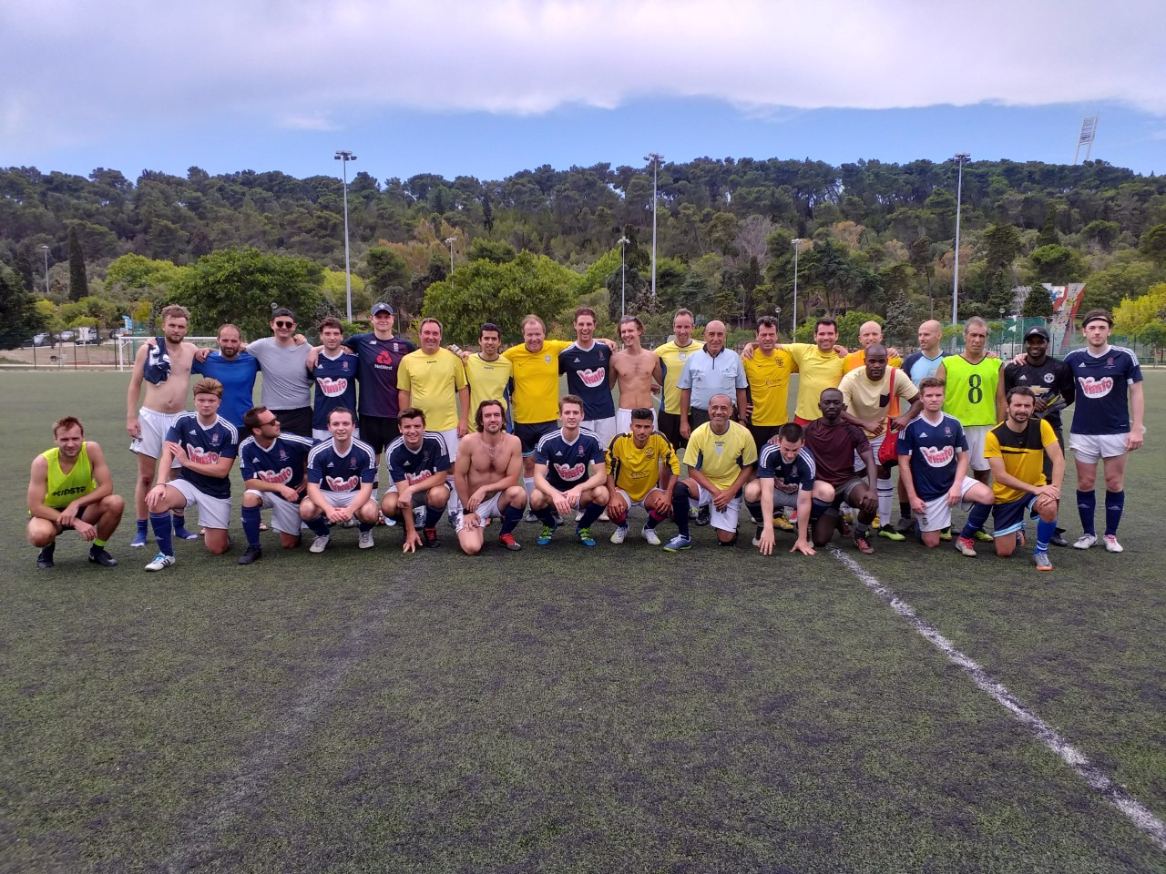 Lisbon Casuals v Old Salopians_25_08_19
