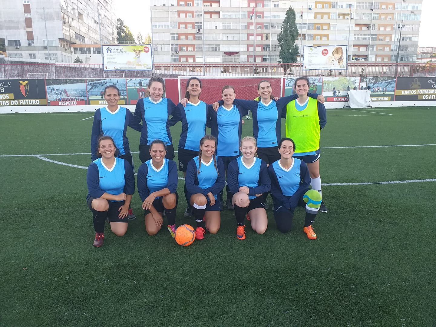 Lisbon Casuals Ladies v CF Benfica_10_10