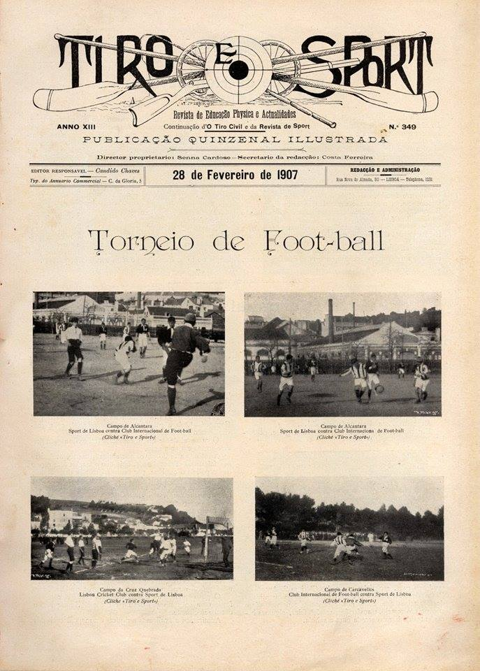 Lisbon Casuals Football Club v Sport de Lisboa