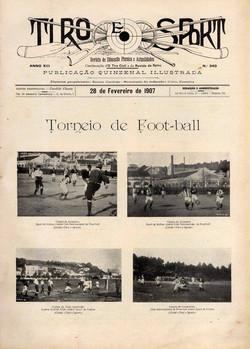 Lisbon Casuals Football Club v Sport de Lisboa