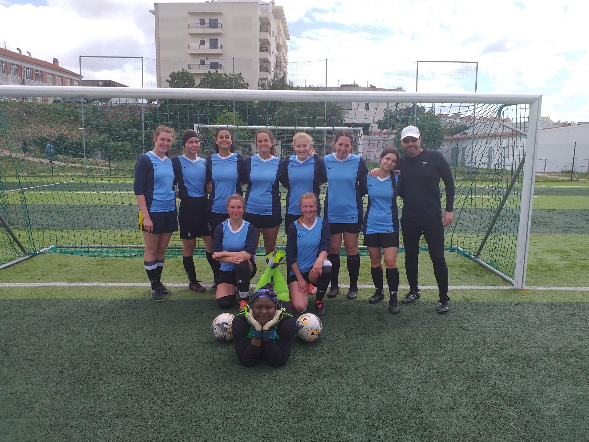 Lisbon Casuals Ladies v Academia Feminin