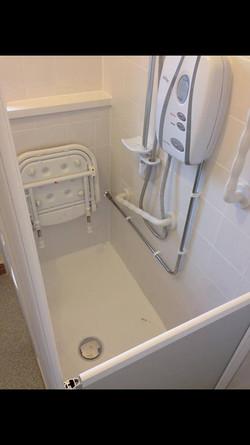 Disabled Shower 10