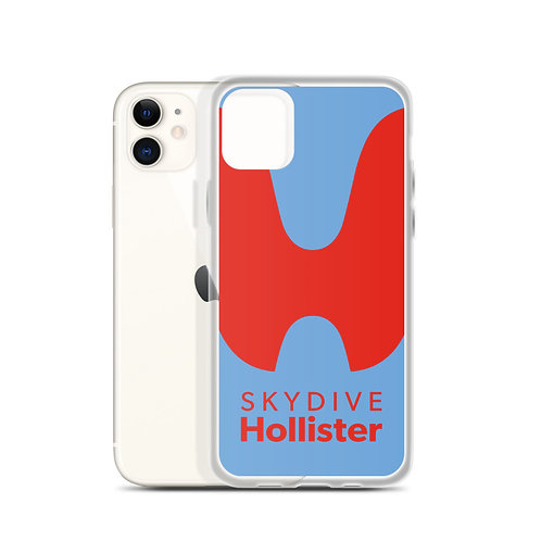 Skydive Hollister iPhone Case