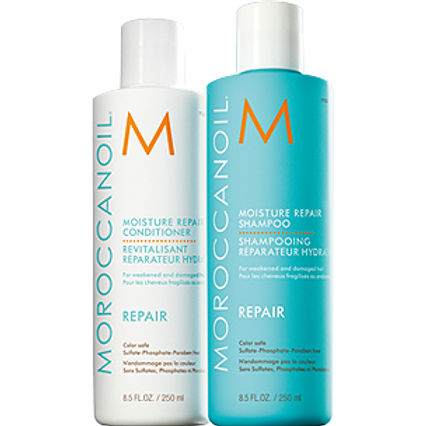 Moisture Reapair Shampoo & Condtioner
