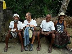 foto con anziani