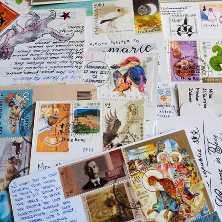 Rub a líc pohlednic - část 2/2: Rub