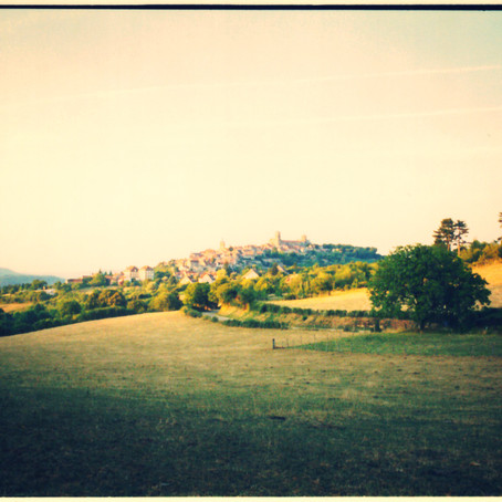 Vézelay aneb Věčnost po burgundsku