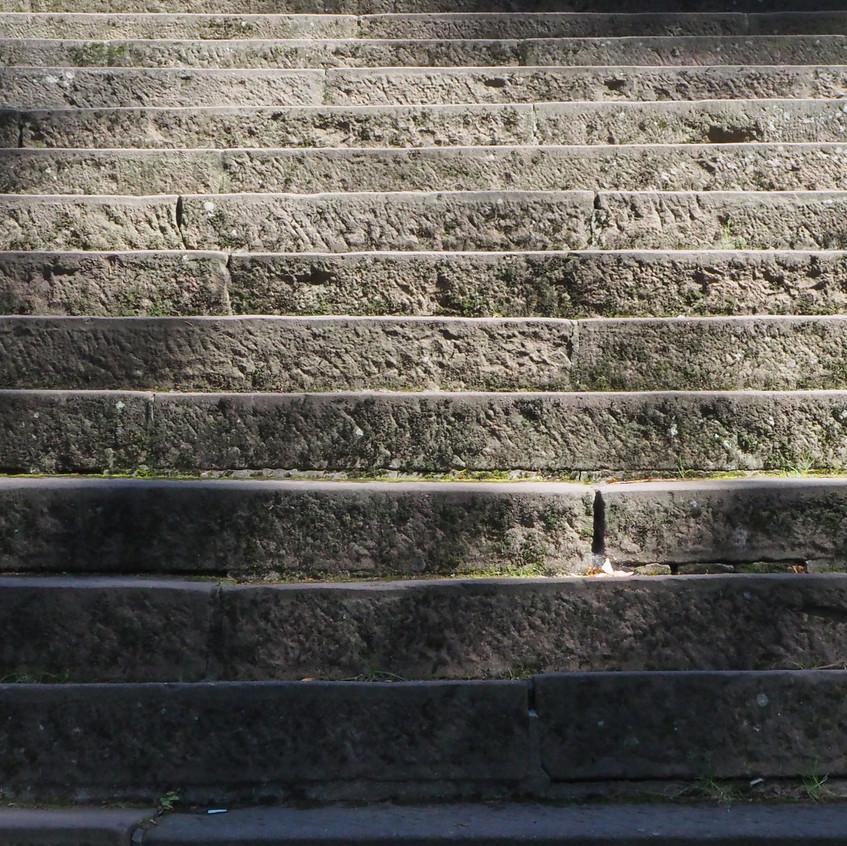Strmé schody