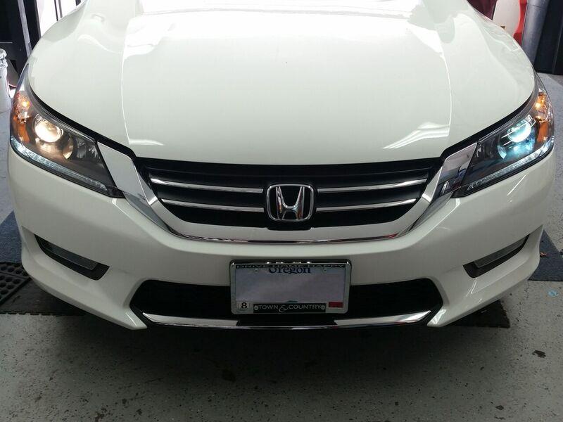 Honda Half and Half