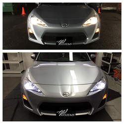 Scion FRS Before and After