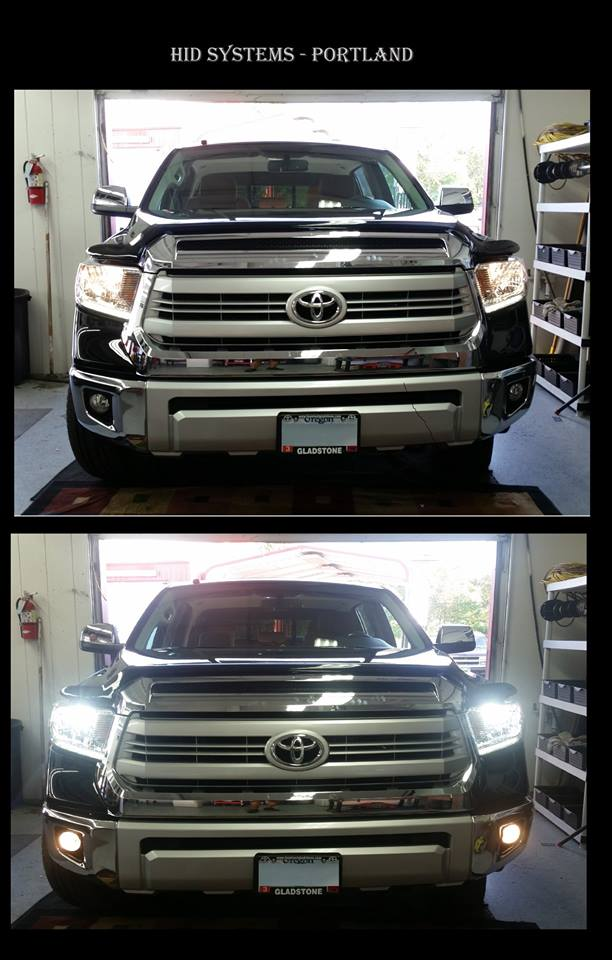 Toyota Before and After