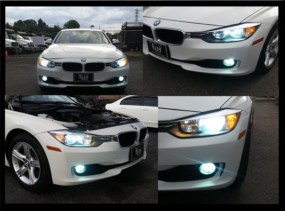BMW Collage