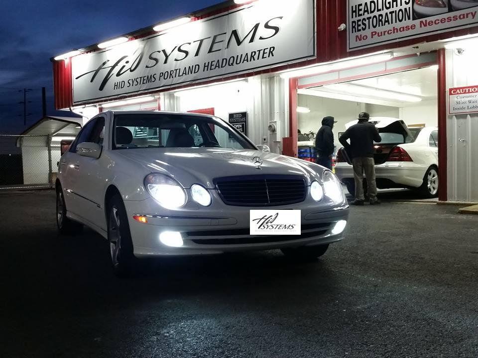 Mercedes LED