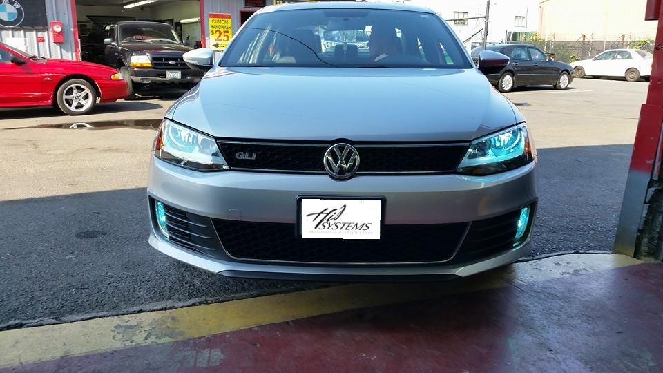 VW HID's