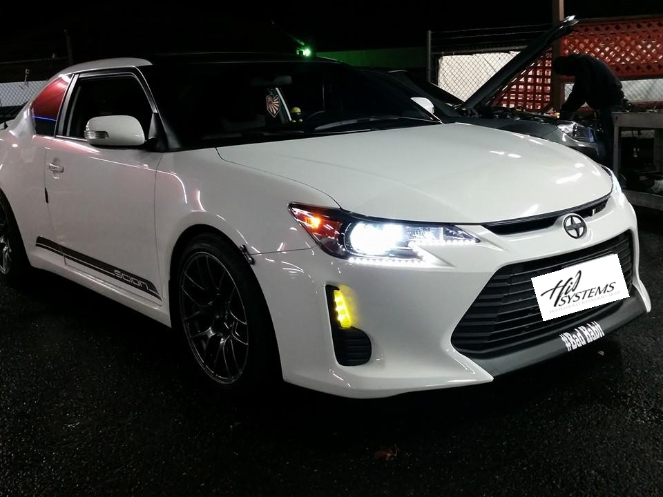 Scion TC LED