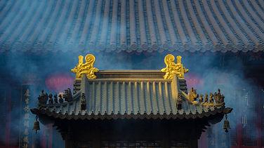 中国の寺院
