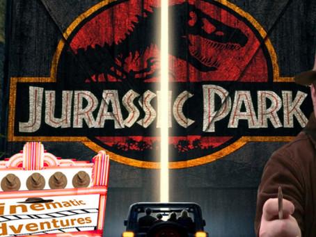 Cinematic Adventures: Jurassic Adventure