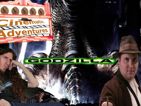 Cinematic Adventures: Zilla!