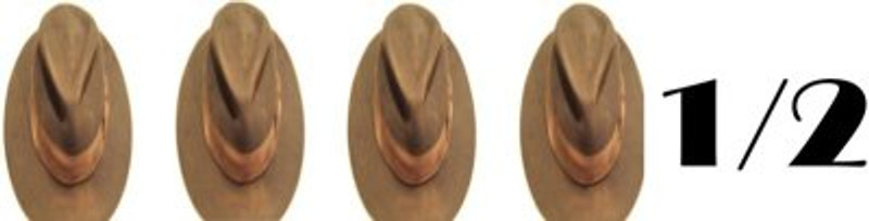4.5 hats