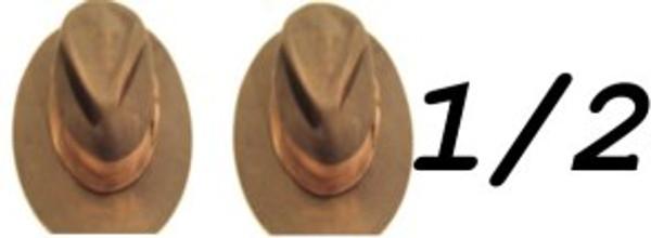 2.5 Hats