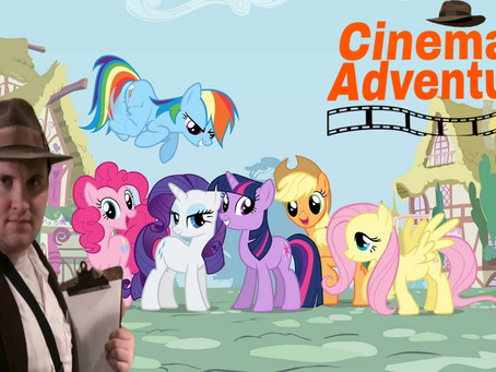 Cinematic Adventures: Friendship is Ok