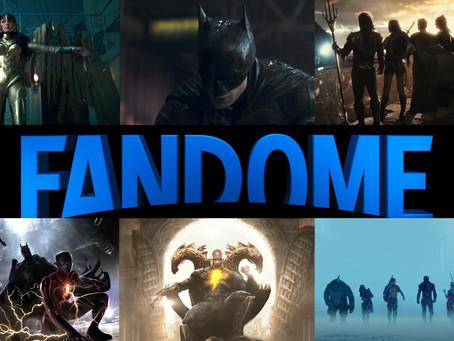 New Frontier! DC Films Triumphs at DC Fandome